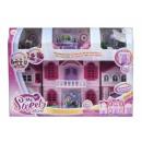La mia dolce casa delle bambole 50x36x11 cm