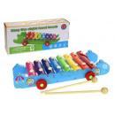 Dr giocattolo per piatti in legno su ruote da 8 to