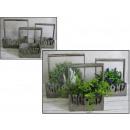 Dr. Betten mit Holzgriff Blumen Set