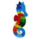 wholesale Wooden Toys: Wooden puzzle,  blocks, sea horse puzzle 3