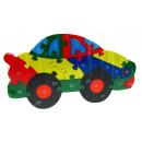 wholesale Wooden Toys: Wooden jigsaw  puzzle, puzzle, car puzzle 26x14 cm