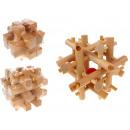 mayorista Juguetes: Puzzle de madera rompecabezas cubo mezcla formas