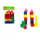 wholesale Toys: Wooden toy blocks in foil