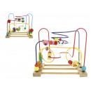 groothandel Speelgoed: Houten speelgoedlus 24,5x15x20 cm