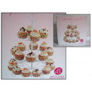 wholesale Garden & DIY store: Wire rack for 24  muffins, muffins 41x34 cm no:
