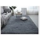 Un tapis gris, 60x90 cm