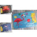 Flamingó szőnyeg 60x40 cm
