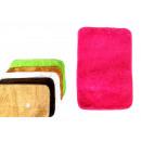 Tappeto per bagno in pelliccia, stanza 39x29 cm (m