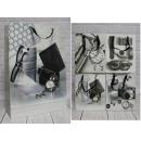 E confezione regalo maschio disegni 56x40x13 cm -