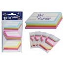 Etichette, adesivi per quaderni, set da 12 pezzi