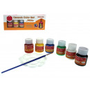 wholesale Painting Supplies: Paint for ceramics painting set6.