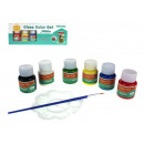 Paint for glass painting set6.