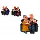 Großhandel Figuren & Skulpturen: Abbildung  keramische  Großmutter + ...