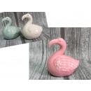 Estatuilla cerámica llameante color de la mezcla 8