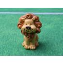 Figurine déco d'un lion, 5 cm