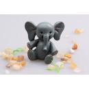 Figurine déco éléphant 4,5 cm