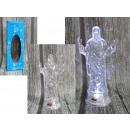 wholesale Batteries & Accumulators: Figurine led for  batteries jesus 16x5.5 cm