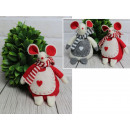 wholesale Computer & Telecommunications: Mouse mascot figure, mouse 13 cm