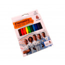 grossiste Fournitures scolaires: Feutres 12 couleurs real madrid no.314016003
