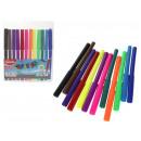 Filctollak, jelölő tollak, 13,5 cm-es hagyományos