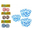 wholesale Casserole Dishes and Baking Molds: Paper cutters for muffins, muffins 5x2 cm com