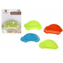 wholesale Casserole Dishes and Baking Molds: Silicone molds for cupcakes on a blister set