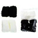 nagyker Drogéria és kozmetika: Hajkefék fehér-fekete 6x3 cm - készlet 12