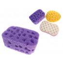 grossiste Nettoyage: mélange du bain  d'éponge - une pièce