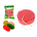 wholesale Cleaning: Bath sponge mix  models in green pouch - 1