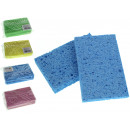 Spugna, strofinaccio, detergente con fori 12x7,5x1