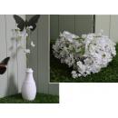 Gólya kis fehér virágok 38 cm - 1 darab