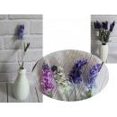 nagyker Irodai és üzleti berendezések: Levendula gally - hozzáadása 40 cm # 135 szín szín