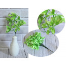 wholesale Business Equipment: A twig of green plastic bright leaves - an additio