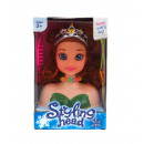 wholesale Toys: Stylized doll head with accessories styling he