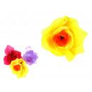 Rose fiore testa di 10 cm