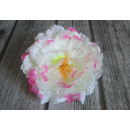 wholesale Artificial Flowers: Flower head product peony 25 cm cream