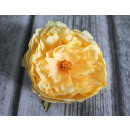 wholesale Other: Product head peony Wed. 11 cm - newyellow - żó