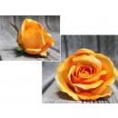 wholesale Other: Product head rose 10x6 cm - ttorange - orange