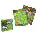 groothandel Denk & behendigheid: 2in1 puzzelspel (Chinees, ladders)