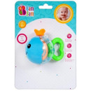 wholesale Baby Toys: Rattle, teetherfish bam bam on a blister ...