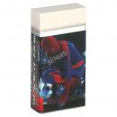 grossiste Fournitures scolaires: Gomme CM11 Spiderman 1 Pièce