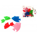 wholesale Gifts & Stationery: Rubber bands for rubbing fish, a set of 4 pieces
