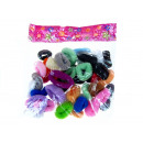 wholesale Drugstore & Beauty: Erasers, hair  clippers colorful 45 pieces
