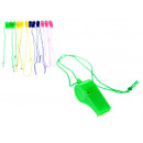 wholesale Toys: Plastic traditional whistle color - 1 ...