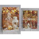 J Confezione regalo di Natale 72x50x18 cm