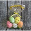 Kendermagos tojások a film 5x7 cm - 5 set Art