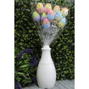 wholesale Decoration: Easter eggs on a peak with styrofoam balls