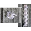 wholesale Decoration: K. bow, flower on the clip decorative communion