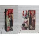 groothandel Stationery & Gifts: K universele geschenktas voor een fles van 36x12x