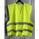 wholesale Working clothes: Reflective vest thick - yellow - s / m